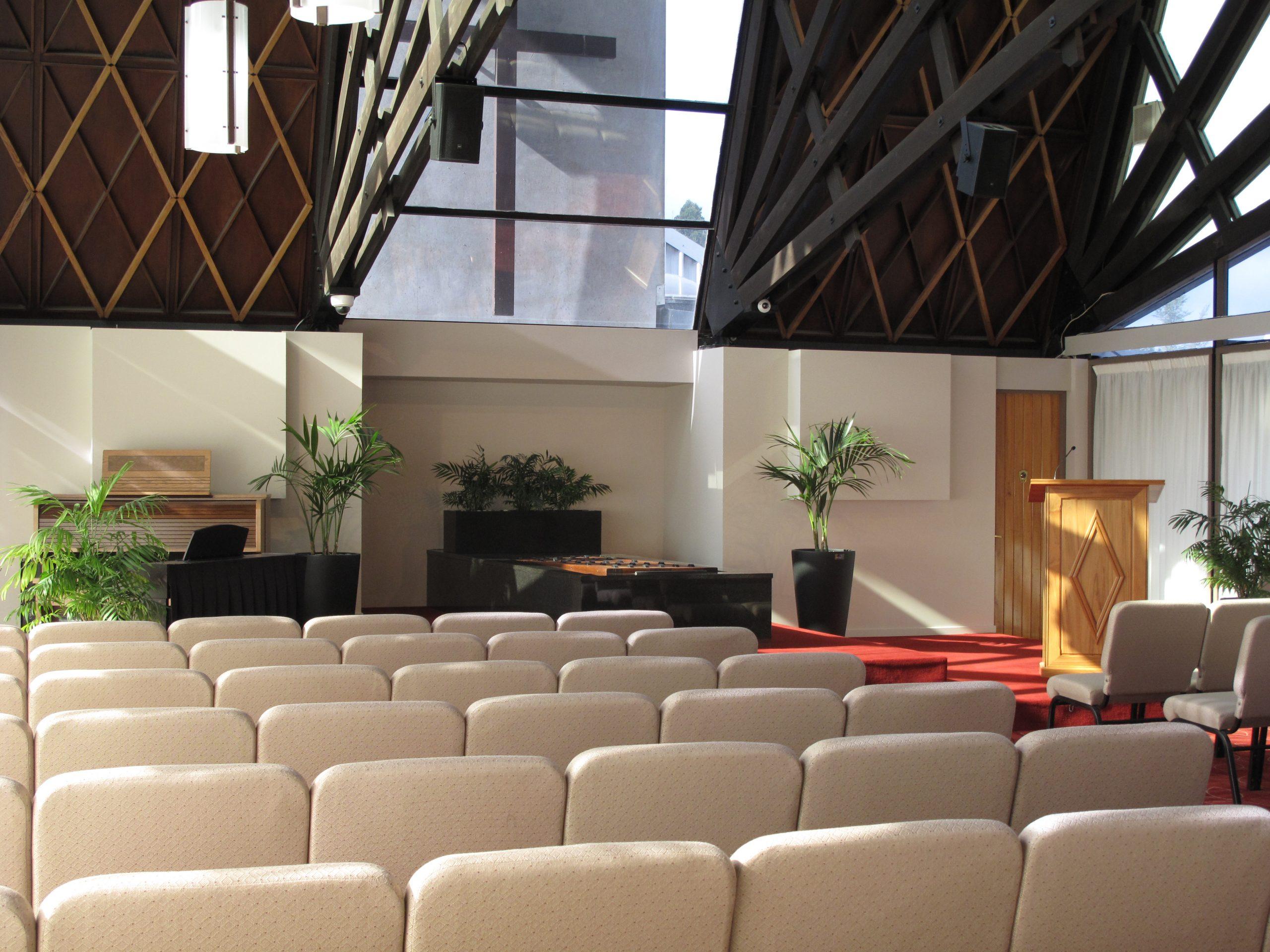 Harewood Crematorium Inside - Venues | Bell, Lamb & Trotter