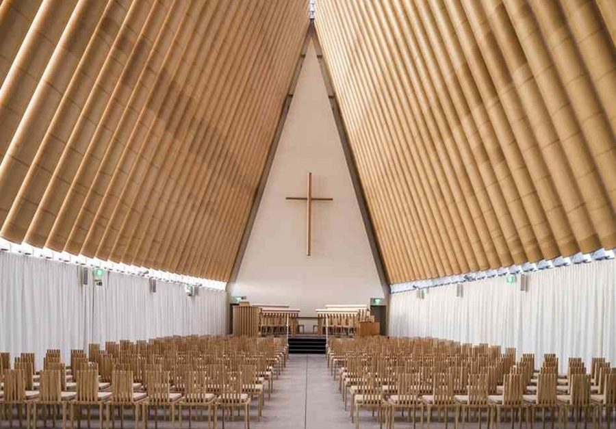 The Transitional Cathedral Inside- Venues | Bell, Lamb & Trotter
