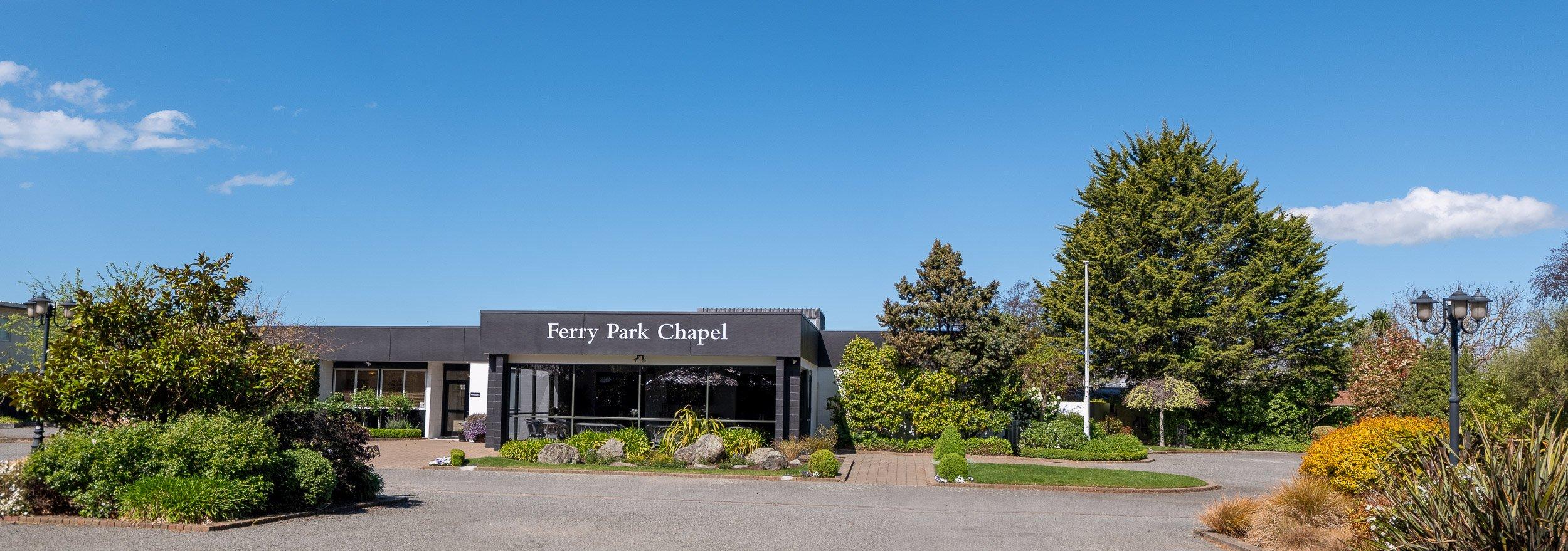 Ferry Park Chapel Front Entrance - Venues | Bell, Lamb & Trotter